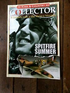 King & Country toy soldiers Collector Magazine No 27, Fall 2010