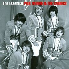 The Essential Paul Revere & the Raiders by Paul Revere & the Raiders (CD,...