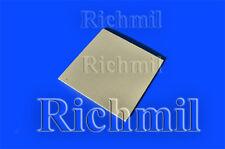 Heat Proof / Resistant Lab Bench Mat / Pad 150mm/15cm Calcium Silicate Soldering