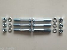 500101 King Kutter Grade 2 Shear Bolts Set of 6 Best Price in Ebay Free Shipping