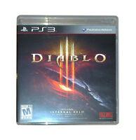 Diablo III (Sony PlayStation 3 PS3, 2013)