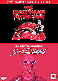 The Rocky Horror Picture Show / Shock Treatment (DVD, 2006)