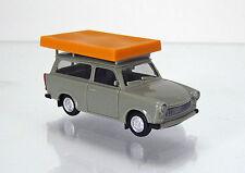 Herpa 024181 IFA Trabant 601 S mit geschlossenen Dachzelt