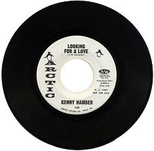 "KENNY HAMBER  ""LOOKING FOR A LOVE""    CLASSIC NORTHERN SOUL   DJ    LISTEN!"