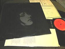 Lydia Lunch 13.13 LP orig Ruby 1982 w/tshirt inr rare nick cave sonic youth goth