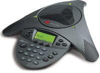 Polycom Soundstation VTX 1000 Phone Telephone Conference - UNIT ONLY