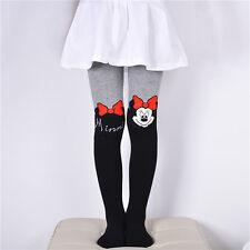 New Children Kids Girls Winter Warm Thick Fleece Leggings Lined Trousers Pants