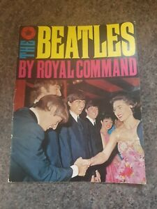 The Beatles By Royal Command Magazine