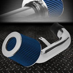 FOR 02-06 ACURA RSX 2.0L LIGHTWEIGHT SHORT RAM AIR INTAKE SYSTEM+BLUE FILTER