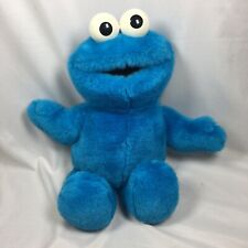 """Tyco Tickle Me Cookie Monster 1997 Talking 15"""" Stuffed Plush Toy Tested"""