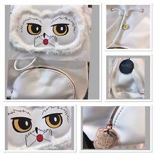 BNWT Hedwig white Bag Primark Harry Potter Owl Bag Rucksack Backpack