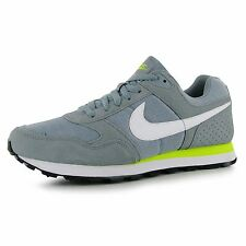 Suede Fitness & Running Shoes