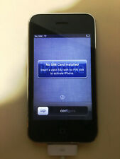 iPhone 3GS No Scratch Screen Very Nice Condition Model A1303