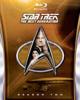 Star Trek the Next Generation: The Complete Season 2 Blu-Ray (2012) Patrick