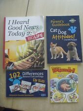 Cat and Dog Attitudes Bible Study for Kids; Kit with CD