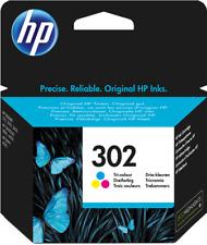 #205 - HP 302 CARTUCCIA ORIGINALE COLORE INKJET F6U65AE n302