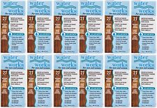 12 X Water Works Permanent Powder Hair Color Light Brown