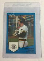 1989 Procards Mark Mcgwire #1537 Tacoma Tigers Minor League Baseball Card