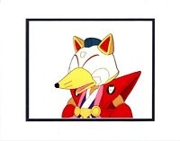 Samurai Pizza Cats Big Cheese Production Animation cel and Drawing Saban 1990s 3