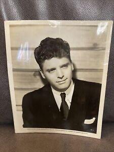 Burt Lancaster Movie Film Star  Black & White Unsigned Photo 10 X 8 Inches