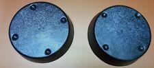 "Marine Pan525 Universal Speaker Pods Adapters 5.25 5 1/4"" Custom Mount Pods"