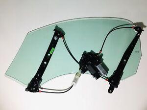 ASTON MARTIN VANTAGE DOOR WINDOW GLASS + REGULATOR 6G33-L21410-BA 6G33-F23200-AE