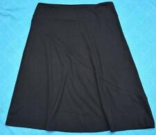 A-Line Viscose Regular Machine Washable Skirts for Women