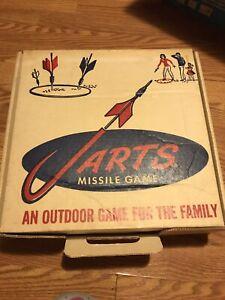 Jarts Game Box