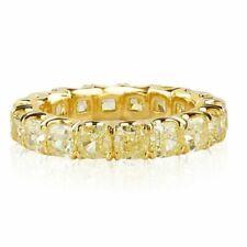 Cushion Yellow Gold 18 Carat Fine Diamond Rings