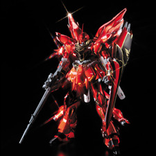 GUNDAM - 1/100 Sinanju Ver. Ka Metallic Coating Master Grade Model Kit MG Bandai