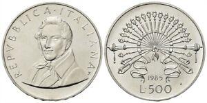 500 Lire e 1000 Lire COMMEMORATIVE dal 1970 al 2001 FDC