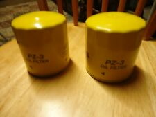 Pennzoil Pz-3 Spin-on Oil Filters (Two)