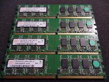 HYNIX HYMP125U64CP8-S6 PC6400 DDR2 RAM 8GB ( 4x 2GB ) #R3246
