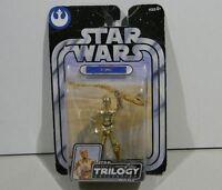 Star Wars Hasbro : C-3PO Action Figure Original Trilogy Collection 2004 OTC #13