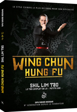 Wing Chun Kung Fu - Shil Lim Tao Buch Livre Didier Beddar in Französisch