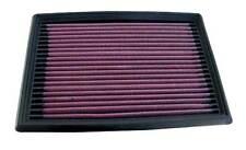 K&N Filtre à air (x2) pour NISSAN 300ZX 3.0 V6 1991-1996 33-2036