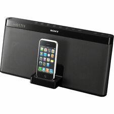 Sony RDP-XF100iP 30-Pin iPhone/iPod Portable Speaker Dock (Black)