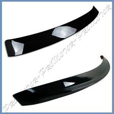 COMBO PAINTED 07-13 M Benz W221 S550 S600 S65 L Roof +AMG Type Trunk Spoiler Lip