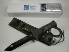 SUPERB GERMAN EICKHORN RECONDO III. COMBAT SURVIVAL KNIFE WITH WIRE CUTTER *WOW*