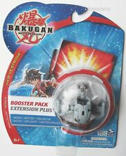 Bakugan FOXBAT Gray Haos Battle Brawlers New Vestroia Sealed Toy 2009 in Package