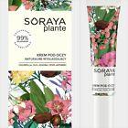 Soraya Plante Eye Cream Chlorella Jojoba Japanese Cedar 99% Natural Ingredients