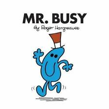 Mr. Busy (Mr. Men Classic Library) - Paperback / softback NEW Hargreaves, Rog 31