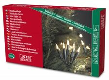 Konstsmide Minilichterkette 4,35m 20 Birnen inkl. 1,5m Zuleitung, warmweiß, für