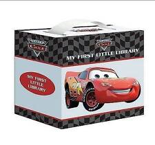 """Disney """"Cars"""" Little Library, 1407546783, New Book"""