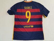 11 Blau Gelb alle Größen Neu Source Lab FC Barcelona Tour Shirt Neymar No