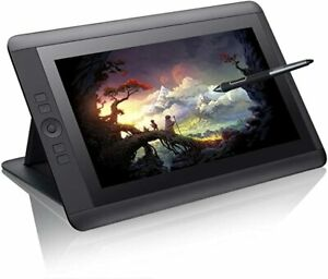 Wacom Cintiq 13HD DTK-1300 Interactive Pen Display w/ Accessories