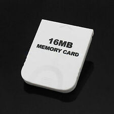 16MB Memory Card for Nintendo Wii GameCube Game GC NGC Console 251 Blocks