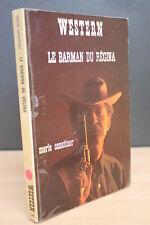 WESTERN N° 148 LE BARMAN DU REGINA  Merle Constiner (Masque Champs Elysées) 1976