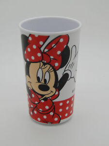 Disney Minnie Mouse Melamine Plastic Beaker Cups Camping Caravan Picnic Party