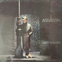 GARY NUMAN I, Assassin 1982 (Vinyl LP)